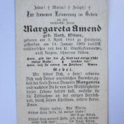 Amend Margareta